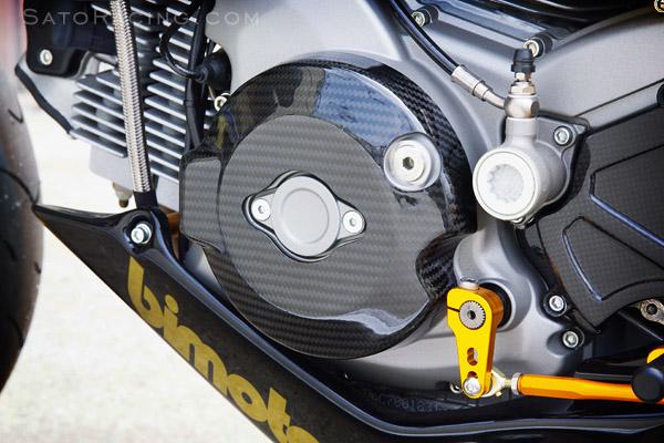 Ducati Monster  Engine Case Gasket